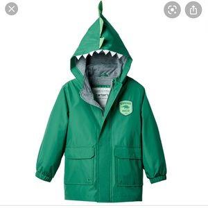 Carters Dinosaur Rain Jacket